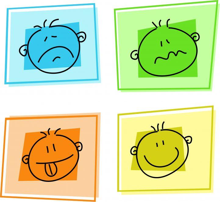 Dificultad de la expresión de las emociones en afectados por TDAH