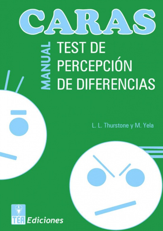 Test Caras o de Percepción de Diferencias: Prueba para evaluar la ...